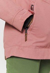 Roxy - MEADE - Snowboard jacket - dusty rose - 8