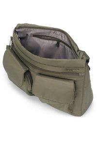Hedgren - INNER CITY PRARIE - Borsa a tracolla - olive night - 4