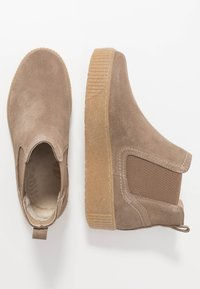 Tamaris - Ankle boots - taupe - 3
