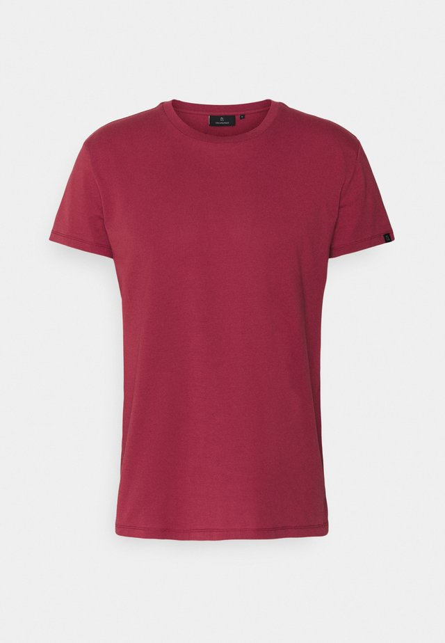 CASUAL - Basic T-shirt - brick red