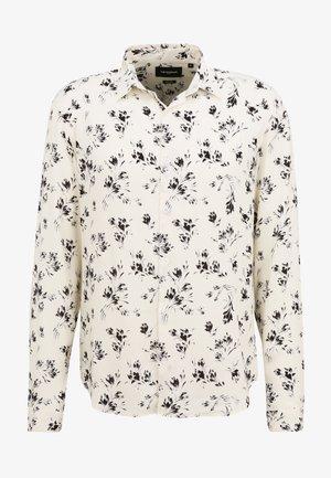 Camicia - off white / black