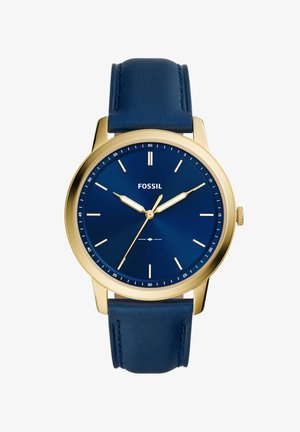 MEN TRADITIONAL WATCHES THE MINIMALIST  - Orologio - blue