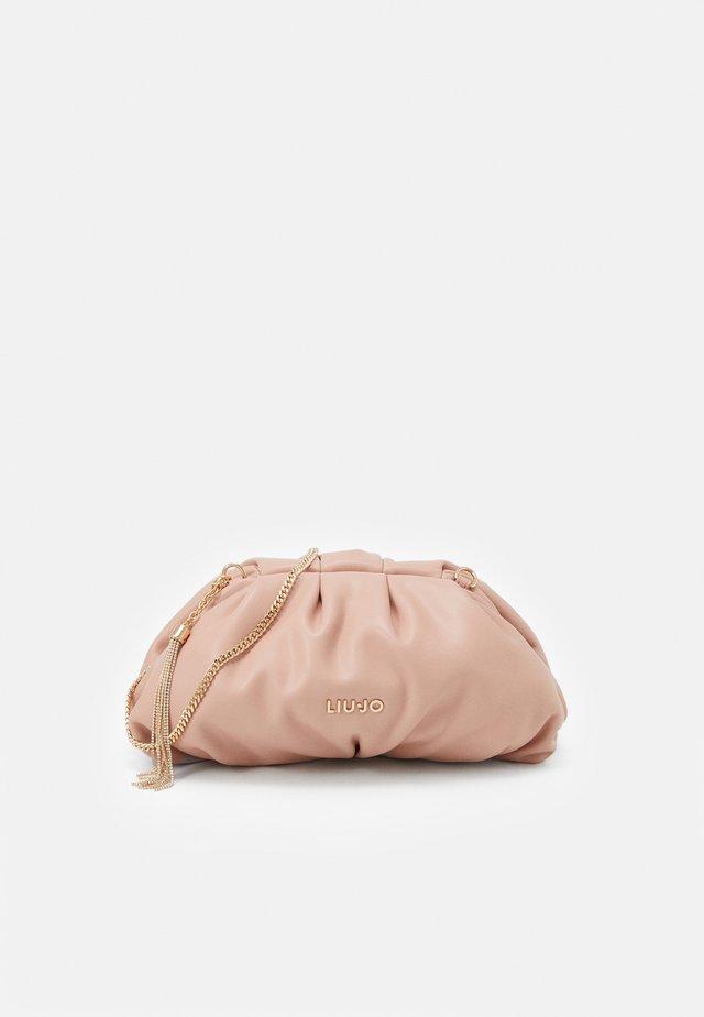 POCHETTE - Across body bag - cameo rose
