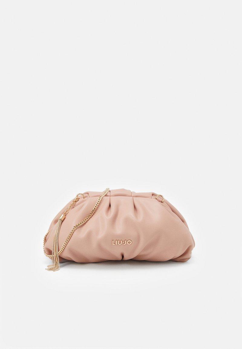 LIU JO - POCHETTE - Across body bag - cameo rose