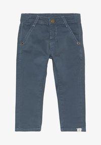Smitten Organic - BABY - Chino kalhoty - orion blue - 2