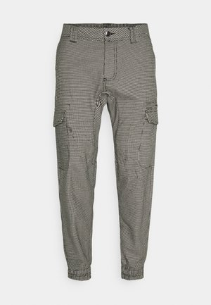 URBAN JOGGER - Tygbyxor - dark grey