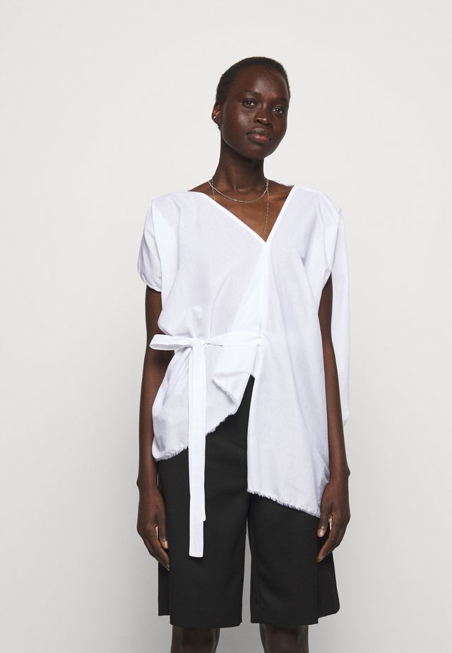 JOHANNA TOP - Bluse - white