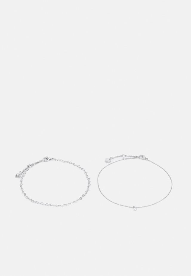 MAXILLARIA 2 PACK - Bracciale - clear on