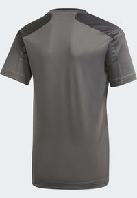 adidas Performance - FOOTBALL INSPIRED X AEROREADY JERSEY - Print T-shirt - grey - 5