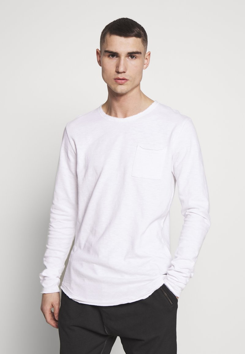 Tigha - CHIBS - Long sleeved top - white