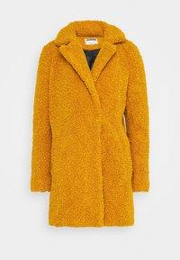 Noisy May - NMGABI - Classic coat - inca gold/lining black - 4