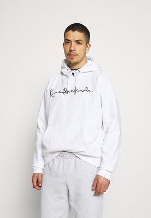 ORIGINALS HOODIE UNISEX - Sweatshirt - white