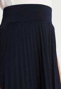 Anna Field - Áčková sukně - maritime blue - 4