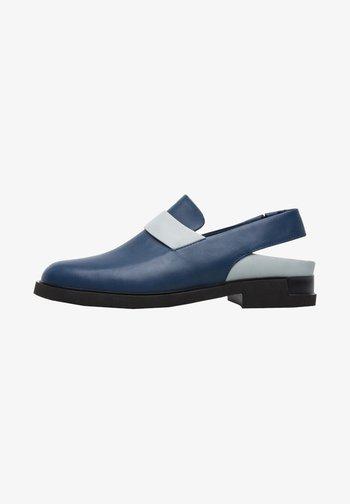 TWINS - Slingback ballet pumps - blau