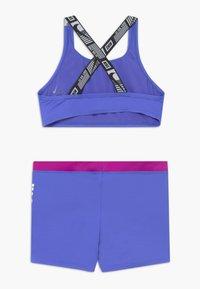 Nike Performance - CROSSBACK SPORT SET - Bikini - sapphire - 1