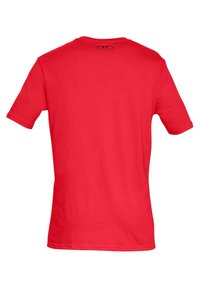Under Armour - Print T-shirt - red - 1