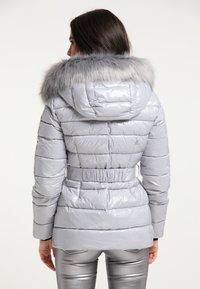 faina - Winter jacket - hellgrau - 2