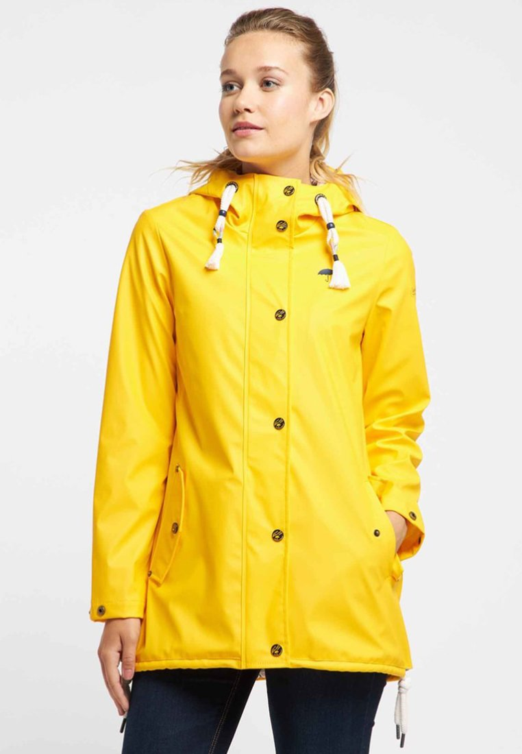 Great Deals Wholesale Schmuddelwedda Parka - yellow | women's clothing 2020 CIiy7