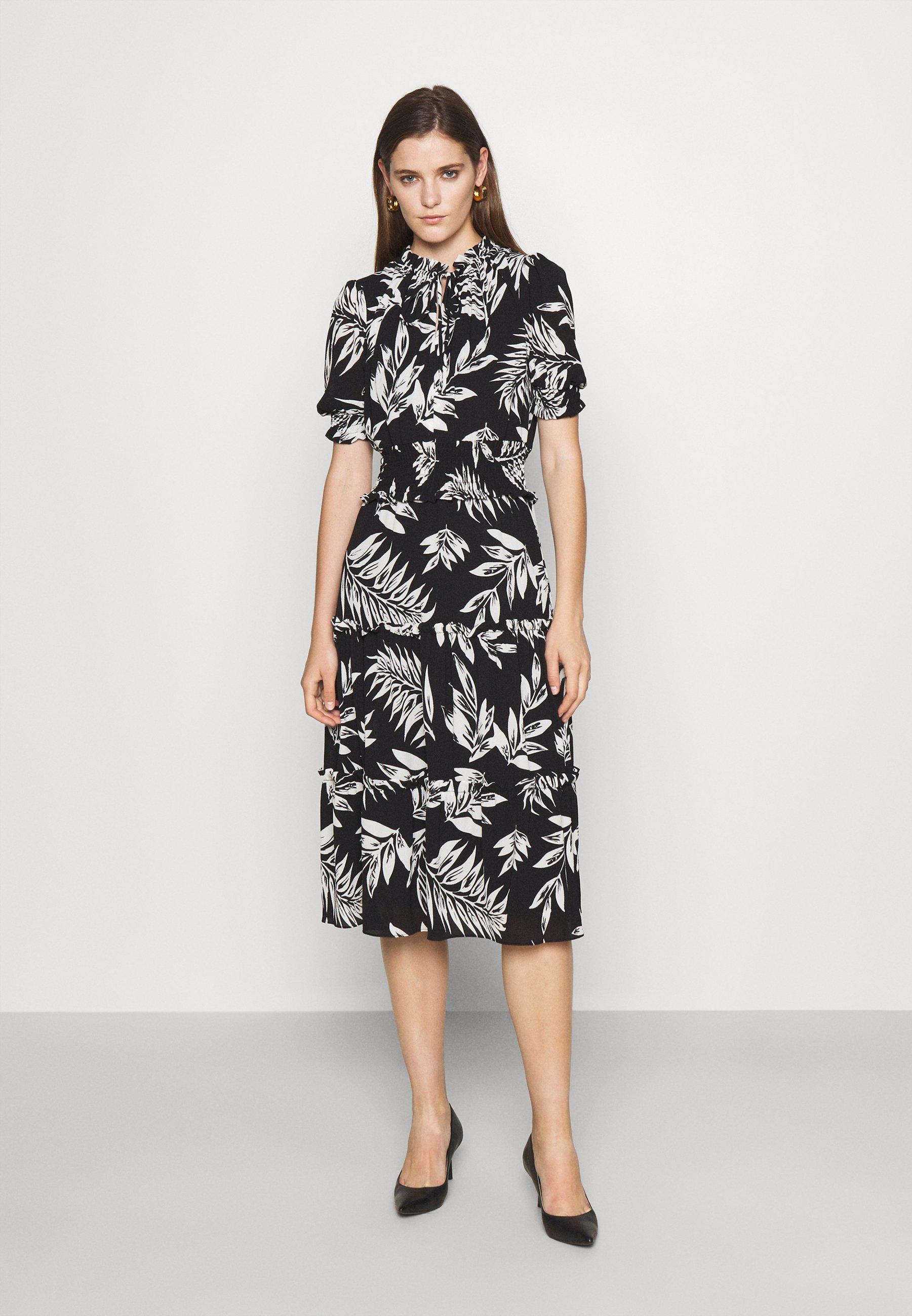 Women WELLINGTON ELBOW SLEEVE DAY DRESS - Maxi dress
