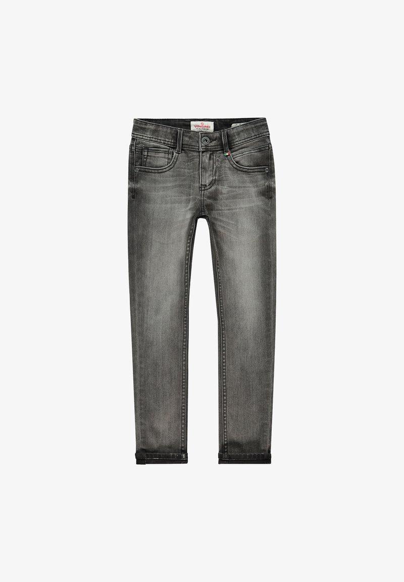 Vingino - AMINTORE - Jeans Skinny Fit - dark grey vintage