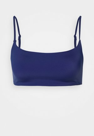 BIKINI TOP - Bikiniöverdel - blue dark