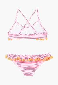 Sunuva - GIRLS SET - Bikini - hot pink - 1