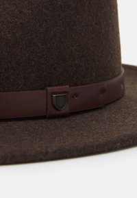 Brixton - MESSER FEDORA - Hat - heather brown - 4