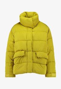 TWINTIP - Winter jacket - yellow - 4