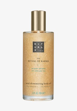 THE RITUAL OF KARMA BODY SHIMMER OIL - Körperöl - -