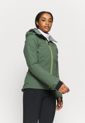 TRACY - Ski jacket - thyme green