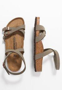 Birkenstock - BLANCA - Sandals - stone - 3