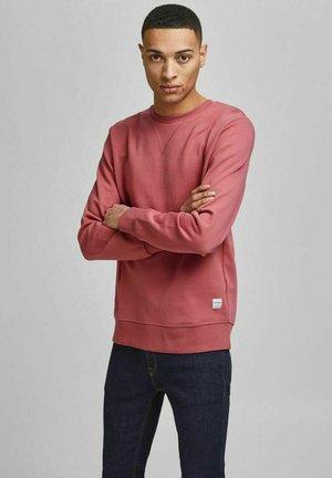 JJEBASIC CREW NECK - Sweatshirt - slate rose