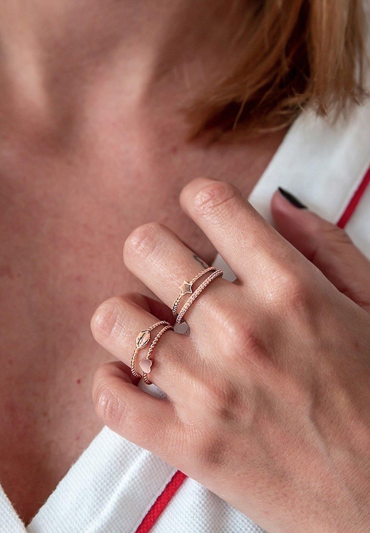 Damen GLANZSYMBOLE CLASSICS - Ring