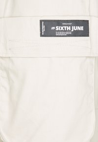 Sixth June - NEW PANTS - Cargo trousers - beige - 2
