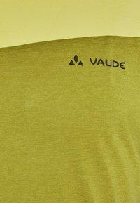 Vaude - MEN'S SVEIT - T-shirt basique - avocado - 2