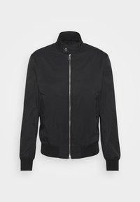 DEREK POLY STRETCH - Light jacket - black