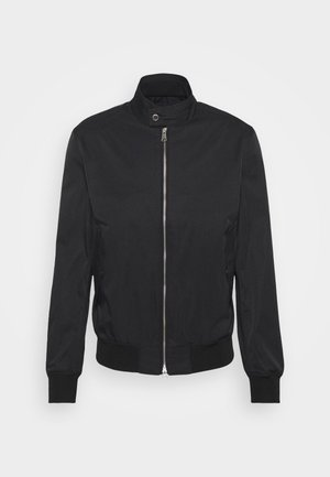 DEREK POLY STRETCH - Light jacket - black