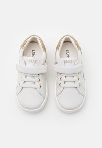 LIU JO - MINI ALICIA - Sneakers - white/gold - 3