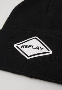 Replay - Berretto - black - 2