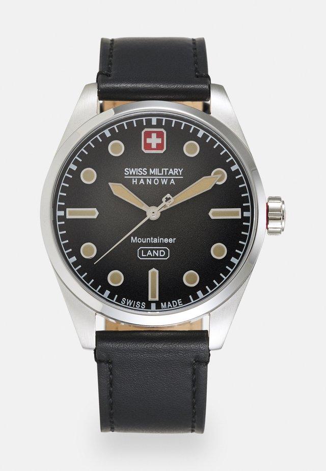 MOUNTAINEER - Horloge - black