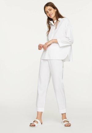 Pyžamový spodní díl - white