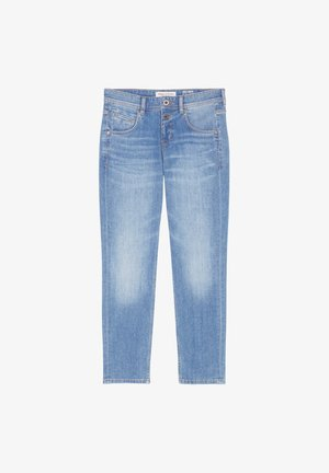 ALBY STRAIGHT - Relaxed fit jeans - light cashmere wash