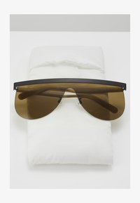 Courreges - Sunglasses - ruthenium/beige-brown - 1