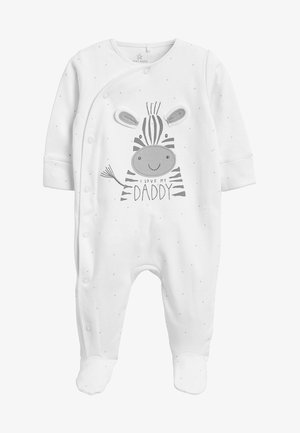 Sleep suit - white