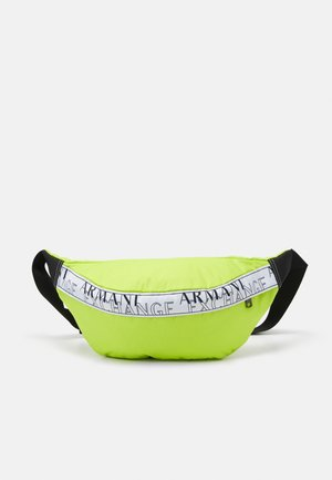 WAISTBAG UNISEX - Bum bag - lime
