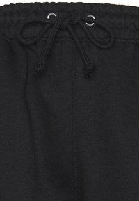 Missguided - SCOOP NECK BRALET JOGGER SET - Tracksuit bottoms - black - 7