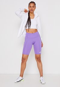 The North Face - FLEX SHORT  - Tights - pop purple
