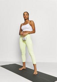 Cotton On Body - LOVE YOU A LATTE 7/8 - Leggings - lemonade - 1