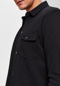 Selected Homme - Veste légère - black - 4