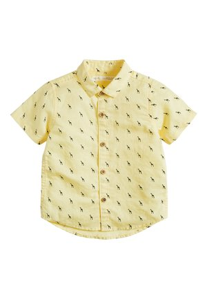 Shirt - yellow